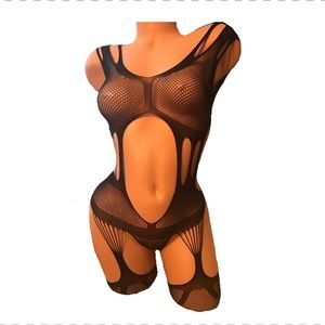 Other - Steampunk Lingerie Bodystocking
